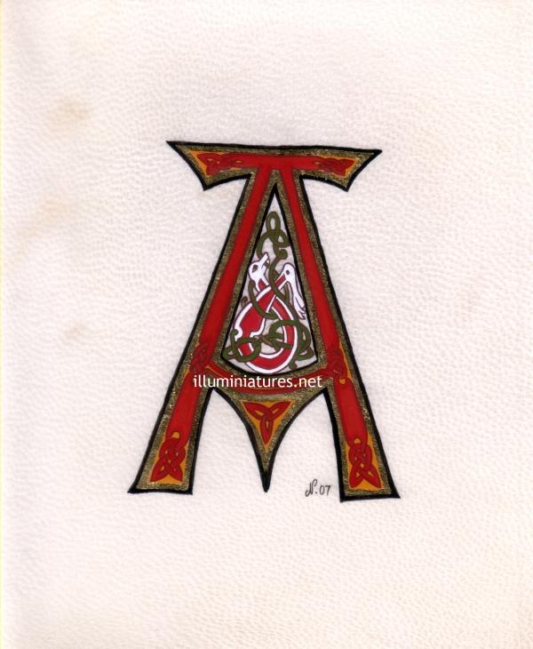 Celtic A / A celtique