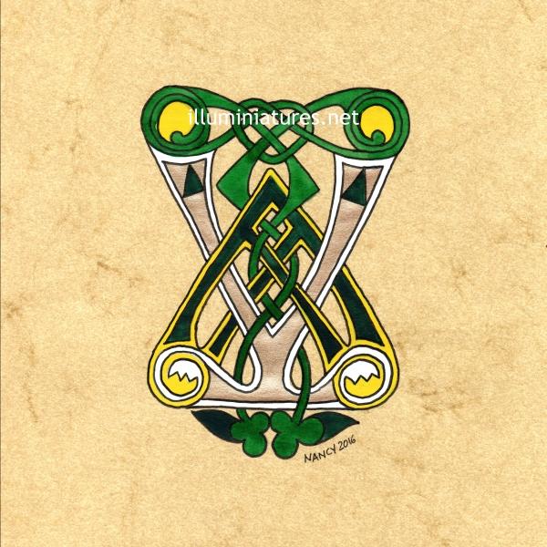 Celtic V / V celtique